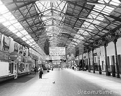 Central Train Station - Download From Over 44 Million High Quality Stock Photos, Images, Vectors. Sign up for FREE today. Image: 71745642