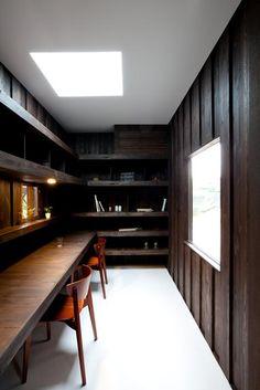 Boundary House - Japan - 2012 by Yasuhiro Yamashita architecture