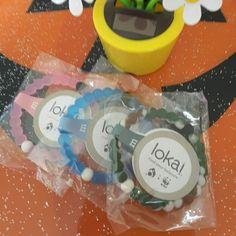 "Bundle 3 colors lokai bracelet size M Brand new**Price Firm** Silicone Lokai Bracelet New Fashion Women Men 2015 Blue and White Beaded Charms Power Bracelets.   Available color for White & Blue & pink  Available size   S M L XL  NEW COLOR Authentic Lokai Bracelet WILD LOKAI S(7""), M(7.5""), L(8""), XL (8.5"") lokai  Jewelry Bracelets"