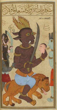 Manuscript-Metaliʿü'l-saadet ve yenabiʿü-l-siyadet Seyyid Mohammed ibn Emir Hasan el-Suʿudî, 1582, Gallica,BnF