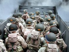 American War, American Soldiers, Toy Soldiers, American Uniform, Military Diorama, Military Art, D Day 1944, Tamiya Model Kits, Colorized History