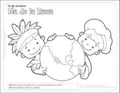 Fichas para preescolar: Celebraciones