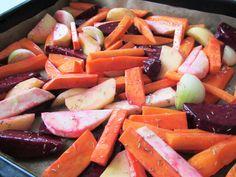 Pieczone warzywa to pyszny i zdrowy dodatek do dań, który może być też samodzielną przekąską. Najlepiej smakują w jesienne, pochmurne dni.