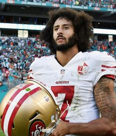 Kaepernick noticed a difference in support while traveling with the 49ers this season