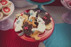 Cat sugar cookies fo