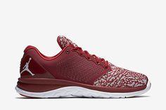 Jordan Trainer ST Men's Training Shoe: Gym Red/Light Crimson/White