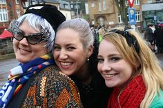 Auw Wiever Gulpen Carnaval foto: Al Rekko