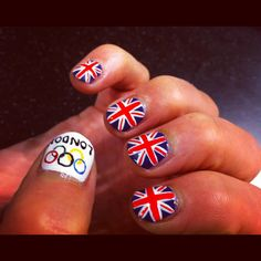 OLYMPIC #NAILS
