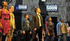 American Idiot on Broadway