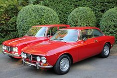 this one is to honour my brother-in-law @Pedro PINeda Antunes Giulia Ti and 1750 GT Veloce