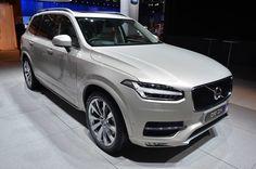 Breathtaking 2015 Volvo SUV Photos Gallery
