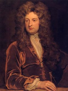 Sir John Vanbrugh - English architect and playwright.