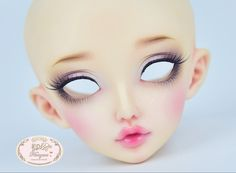 Star G, Fairy Land, Ball Jointed Dolls, Bjd, Cosmetics, Face, Handmade, Painting, Hand Made