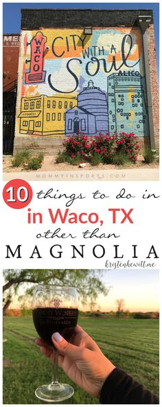 Disclaimer: We received a complimentary trip thanks to Hampton by Hilton. By: Lauren Cormier of Oh Honestly Looking for things to do during your girls' weekend in Waco, TX other than Magnolia… Waco Magnolia, Magnolia Farms, Magnolia Market, Magnolia Homes, Texas Vacations, Texas Roadtrip, Texas Travel, Family Vacations, Family Travel