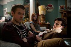matt smith karen gillan arthur darvill   Arthur Darvill : Photo - Doctor Who (2005)