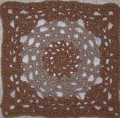 I Love the V-Stitch Square | AllFreeCrochetAfghanPatterns.com