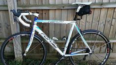 #tbt - 5 years ago and the bike where it all began - my 16 speed Forme Rapide. Loved this bike. #AATR #allabouttheride #cycling #formebikes #roadcycling #roadbikes #lovecycling