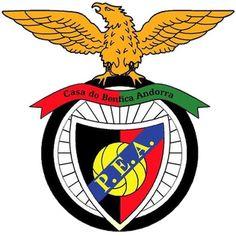 2009, Penya Encarnada d'Andorra (Andorra la Vella, Andorra) #PenyaEncarnadad'Andorra #AndorralaVella #Andorra (L16167) Messi, Premier League, Ranger, Football Team Logos, Sports Clubs, Sports Logos, Juventus Logo, Fifa, Soccer