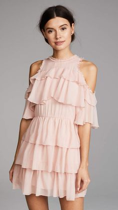 2c875841081 online shopping for alice + olivia Nichola Ruffle Party Dress from top store.  See new offer for alice + olivia Nichola Ruffle Party Dress. Redheaded Mom