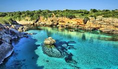 Hotel Porto Cristo, simple and sweet hotel in Mallorca, Spain Spain Travel, Us Travel, Places To Travel, Places To See, Menorca, Paraiso Natural, Balearic Islands, Beautiful Places To Visit, Beautiful Islands