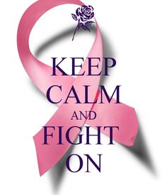 KEEP CALM AND FIGHT ON. Another original poster design created with the Keep Calm-o-matic. Buy this design or create your own original Keep Calm design now. Breast Cancer Crafts, Breast Cancer Survivor, Breast Cancer Awareness, Pink October, October 5, Go Pink, Pink Girl, Keep Calm Signs, Keep Calm Posters
