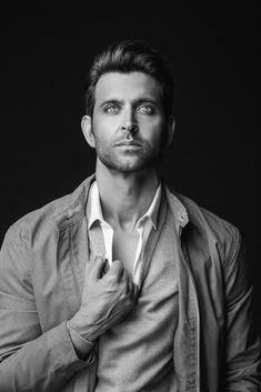 Hrithik Roshan para Man's World India por Errikos Andreu Indian Celebrities, Bollywood Celebrities, Bollywood Actress, Hrithik Roshan, Roman, Handsome Male Models, Handsome Man, Indian Star, Star Wars