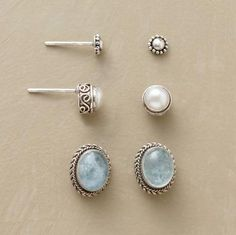 I love earring sets!