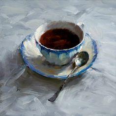 Teacup by Ning Lee