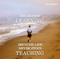 Never Stop Learning Quote Idea never stop encouragement teaching quotes never stop Never Stop Learning Quote. Here is Never Stop Learning Quote Idea for you. Never Stop Learning Quote inspirational quote vector photo free trial bigst. Teaching Quotes, Education Quotes For Teachers, Never Stop Learning Quotes, High School Life, Trust Your Instincts, Wednesday Motivation, Elementary Science, Quotes For Kids, Inspirational Quotes