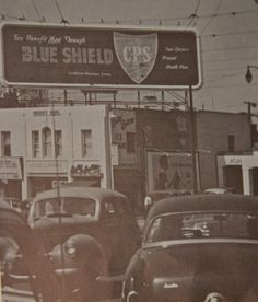 Our heritage is quality and care. Blue Shield has been a part of members lives for 75 years.  #tbt #vintage #health #healthcare