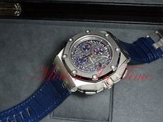 Audemars Piguet Royal Oak Offshore Michael Schumacher Plat 26568PM.OO.A021CA.01 in Jewelry & Watches, Watches, Parts & Accessories, Wristwatches | eBay