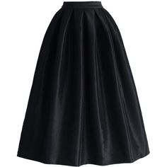 Chicwish La Diva Pleated Maxi Full Skirt in Black ($39) ❤ liked on Polyvore featuring skirts, bottoms, black, faldas, box pleat skirt, wet look skirt, high waisted pleated skirt, black maxi skirt and pleated maxi skirt