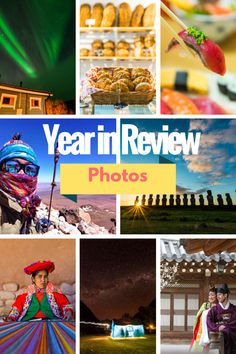 My 2015 Year in Review: Photographing Around the World