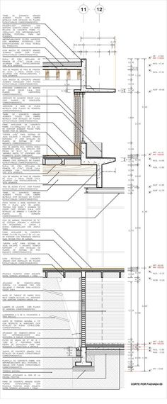40 detalhes construtivos de concreto,via © CHK arquitectura