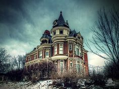 Haunted McInteer Villa