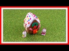 tutorial: miniature gingerbread house