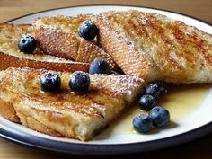 Vegan French Toast ... using silken tofu in the batter. must try.