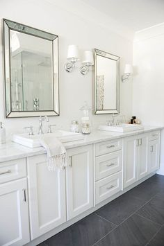 Image result for house and garden decor grey and white bathroom ideas