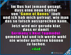 So nenn ich das ab jetzt auch immer! #GNTM #GermanysNextTopmodel #GNTM2018 #lustig #Humor