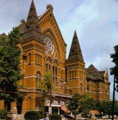 Music Hall, Cincinnati, OH