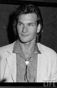 SWAYZE | 50 Sure Signs That Texas Is Actually Utopia. Patrick was so beautiful. RIP, sweet prince.  :'(