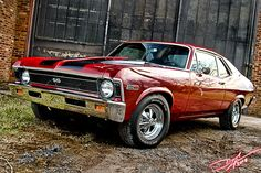 Chevy Nova SS..Re-pin brought to you by agents of #carinsurance at #houseofinsurance in Eugene, Oregon