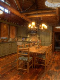 """""""cabin Kitchen"""" Design, Pictures, Remodel, Decor and Ideas - page 5"""