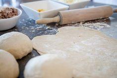 Pizza, Pizza Dough, Stone Oven