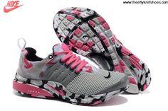 san francisco 67cb9 2d327 Buy New Nike Air Presto 2013 Camo Cool Grey Hot Pink Black White 579915 014  Lightweight
