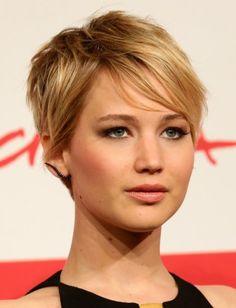 CELEBRITY STYLE WATCH: Jennifer Lawrence Rocks Pixie Cut   Teen Diaries