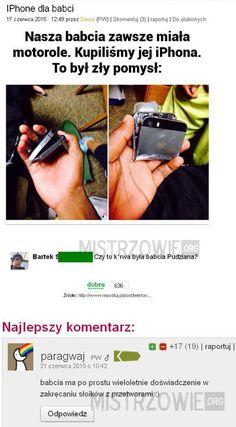 Najlepsze teksty mistrzów internetu #236 – Demotywatory.pl Dead Memes, Bts Memes, Funny Images, Funny Photos, Polish Memes, Weekend Humor, Funny Mems, Smile Everyday, Quality Memes