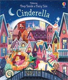 Usborne Peep Inside a Fairy Tale - Cinderella