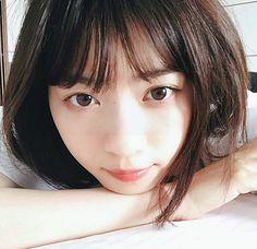 Japanese Beauty, Asian Beauty, Cute Girls, Cool Girl, Woman Face, Supermodels, Beautiful Flowers, Eye Candy, Short Hair Styles