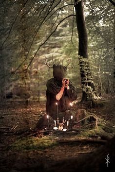 Earth Magick; Getting back to our roots. A good read.